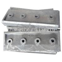 Buy cheap Mining Stone Ore Crusher Wear Plates , Casting Impact Crusher Wear Parts from wholesalers