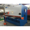 China 15kw CNC Metal Sheet Cutting Machine Hydraulic Guillotines Type wholesale