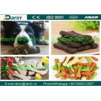 China Various shape Mold dog food manufacturing equipment for Pet Dog Treats wholesale
