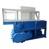 Buy cheap Low Noise Plastic Chipper Machine / Stable Plastic Recycling Grinder from wholesalers