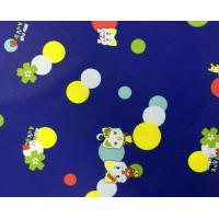China Printed Polyester Lining Fabric 310T Poly Taffeta 50 * 50D 63 Gsm Good Air Permeability on sale