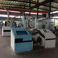China High Performance Straight Line Wire Drawing Machine With High Intensity wholesale