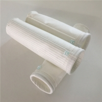 China High Quality Polyester Anti-Static Filter Bag Industrial Dust Collector Filter Bag for Cement wholesale
