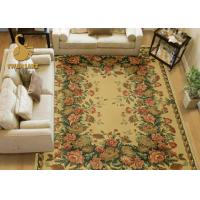 Buy cheap Fireproof Needle Punched Non Woven Felt Backed Carpet Underlay 100% Polyester from wholesalers