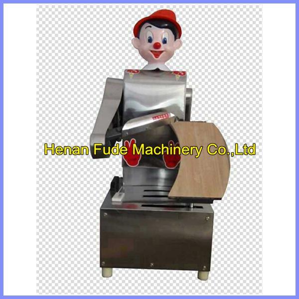 sliced machine