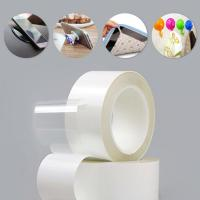 China Removable Washable Grip Reusable Tape for Hook , Photos , Phone Holder and Carpet wholesale