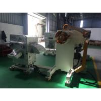 China User Defined Design Uncoiler, Straightener, Feeder, 3 In 1 For 3.2 mm Thickness Material Feeding wholesale