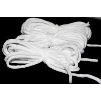 China White Earloop Cord Ear Tie Rope Face Mask Materials Handmade String For Mask Sewing wholesale