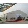 China Outdoor Wedding Tent  Romantic Aluminum Structure Fire Retardant Luxury Wedding Marquee wholesale