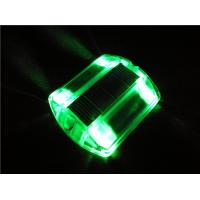 Buy cheap Solar Powered LED Plastic Road Stud IP68 Outdoor 100X100X20 mm from wholesalers