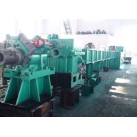 China Seamless Carbon Steel Pipe Making Machine 90mm , 3 Roll Tube Cold Rolling Mill Machinery wholesale