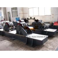 China Polishing Heavy Duty Pipe Rollers Stepless variable speeds 160 Ton Loading Capacity wholesale