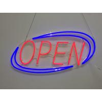 "Buy cheap Neon Sign Open LED Open Sign for Business Displays: LED Neon Light Sign 19.7"" x 10.8""Open Signs for Shops, Hotels, from wholesalers"
