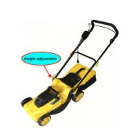 New electric lawn mower  with multiple certificates 1600w - belt drive mechanica