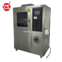 China IEC 60587 6000V High Voltage Stainless steel Tracking Index Universal Test Machine on sale