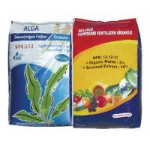 China Seaweed Compound Fertilizer Granule on sale