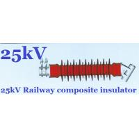 China IEC61109 Tension Railroad Insulators Polymeric High Pollution Resistance wholesale