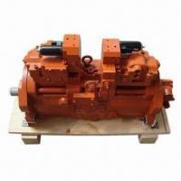 China Hydraulic Piston Pump, Replacement for Kobelco Excavators wholesale