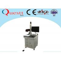 Buy cheap F - Theta Lens CNC Laser Marking Machine 30W Z Axis Automation System For Printing from wholesalers