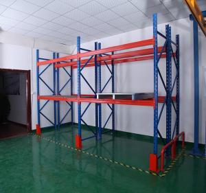 China China Powder Coated Heavy Duty Warehouse Storage Steel Selective Pallet Rack on sale