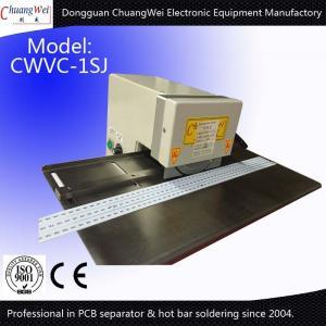 China Pre Scoring PCB Depaneling LED Aluminum PCB Separator V-Cut  PCB Depanelizer wholesale