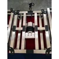 China 300kg 500kg Water Proof and High Shelf Precision Scale Rs232 bench weight  Scale For Sale 450x600mm wholesale