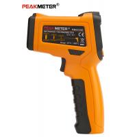 China Digital Infrared Probe Thermometer , LCD Display Handheld Infrared Temp Gun on sale