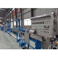 China Safety Design Electric Cable Manufacturing Machinery Extruding Usage 65000W wholesale