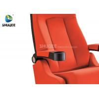 China Cup Holder Sponge Cinema Theater Chair wholesale