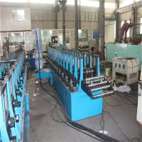 China PLC Interface Cable Tray Roll Forming Machine with Punching mould wholesale