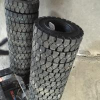 China Morden Industrial Forklift Solid Tyres hot sale 12.00-20 12.00-24 solid forklift tire cheap price  CRA Forklift Parts & on sale