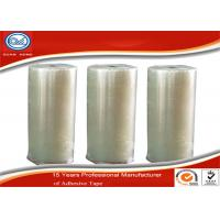 China 40Mic Clear Water Based Adhesive BOPP Jumbo Roll For Carton Sealing on sale