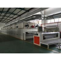 China Gas Direct Heating Nonwoven Production Line / Fabric Making Machine High Speed wholesale