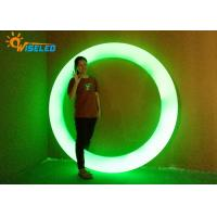 China Colorful Large Led Light Furniture 2 Meter For Shopping Mall Decoration wholesale