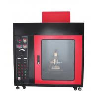 China IEC60112-2003 UL746 Flammability Testing Equipment Tracking Index Tester wholesale