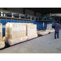 China SK - 38 Yellow Color Kiln Fire Bricks Contain 70% Al2O3 , Customzied Size wholesale