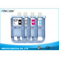 China Large Format Inks 700Ml Compatible Ink Cartridges For Canon iPF8000 / 8000S on sale