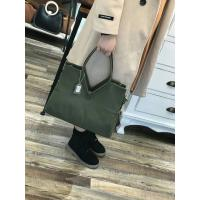China 2018 hot sale good quality  top layer leather trendy design lady handbag on sale