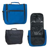 Buy cheap Travel Utility Kit 600D Polyester Women Toiletries Bag with Clear Plastic from wholesalers