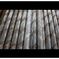 China Three Meters Perforated Round Tubing Durable Chemical Industry ISO9001 Approved wholesale