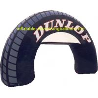 China Customized 210D Oxford Fabric Inflatable Arch / Inflatable Gate Balloon For Wedding wholesale