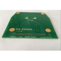 China Substrate Fr4 Material PCB Prototype Circuit Board 4 Layers 2 Years Guarantee wholesale