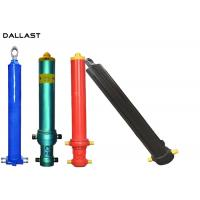 Buy cheap Customized Single Acting Hydraulic Cylinder for Agricultural Dump Truck / Farm Truck from wholesalers