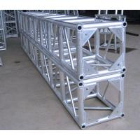 Buy cheap 30cm * 30cm Silver Bolt Aluminum Stage Truss Square Lighting Truss SGS Approved from wholesalers