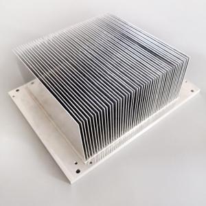 China Alloy Aluminium Extrusion Heat Sink Profiles Inverter / Rectifier / Radiator / Converter wholesale