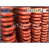Buy cheap Steel Platen Superheater Boiler Spare Parts For Pulverized Boilers In Thermal from wholesalers