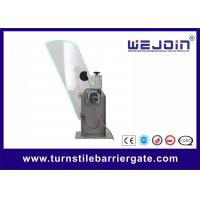 Buy cheap Barcode Scanner Flap Barrier Gate Electronic Turnstile 304 Stainless Steel IP32 from wholesalers