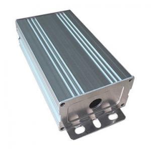 China 50x29mm Metal Aluminum U Channel Extrusions , Led Aluminum Extrusion Driver Enclosure wholesale