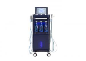 China 0-90kpa Vacuum Water Jet Peel Facial Spa Hydrodermabrasion Device wholesale