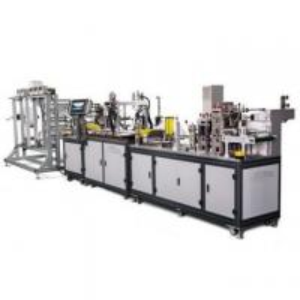 China High Reliability Face Mask Maker Machine , Non Woven Mask Making Machine on sale